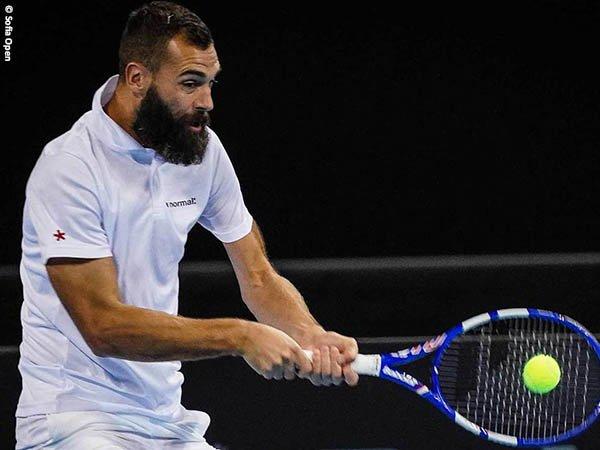 Benoit Paire pulangkan Alejandro Davidovich Fokina dari Sofia Open