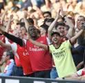 Cuma Kalahkan Tottenham, Fans Arsenal Sudah Merasa jadi Juara Eropa