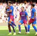 Liga Champions 2021/2022: Prediksi Line-up Benfica vs Barcelona