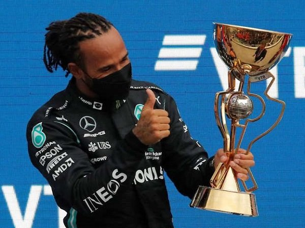Ralf Schumacher Puji kehebatan Lewis Hamilton