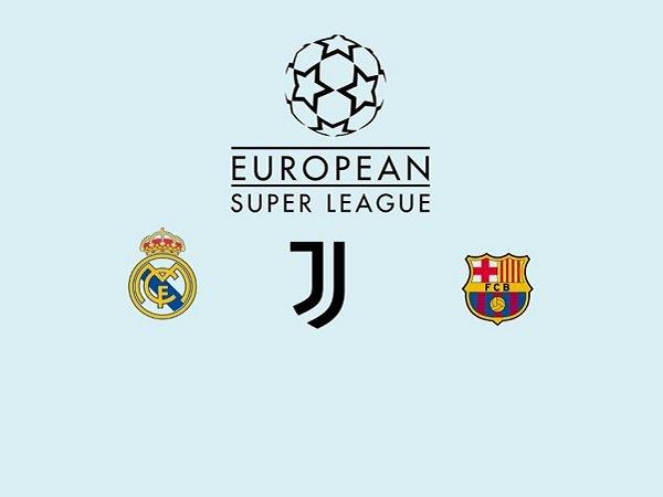 UEFA lepaskan Barcelona, Juventus, dan Real Madrid dari tuntutan.