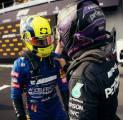 Tanpa Hujan, Lewis Hamilton Tak Yakin Bisa Kalahkan Lando Norris di Sochi