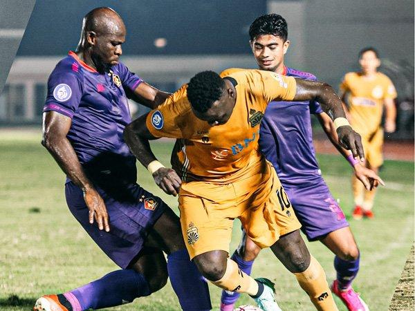 Joko Susilo kecewa Persik Kediri kalah dari Bhayangkara FC