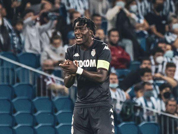 Axel Disasi puas dengan hasil imbang antara timnya Monaco dan Real Sociedad