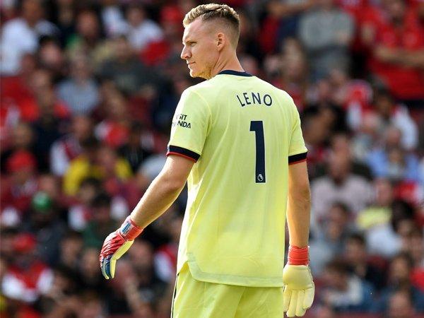 Kiper Arsenal, Bernd Leno.