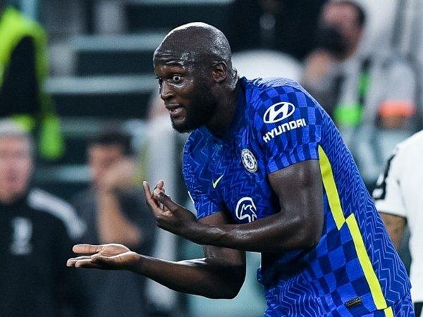 Striker Chelsea, Romelu Lukaku (Sumber: Getty)