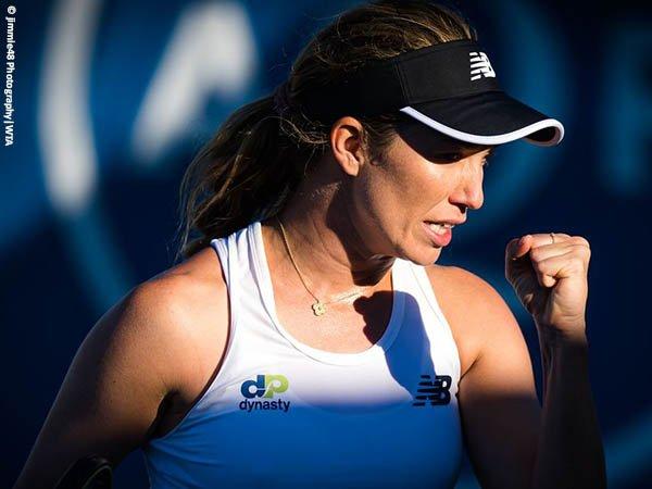 Danielle Rose Collins tampil perkasa demi perempatfinal Chicago Fall Tennis Classic 2021