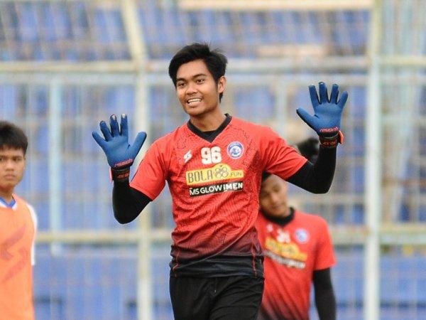 Arema FC pinjamkan Kurniawan Kartika Ajie ke Rans Cilegon FC