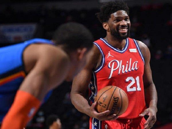 Center andalan Philadelphia 76ers, Joel Embiid. (Images: Getty)