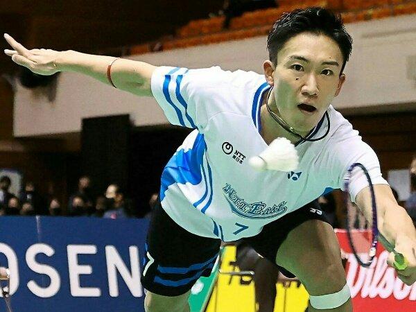 Kento Momota Bawa Jepang Cukur Malaysia Untuk Puncaki Grup D Piala Sudirman