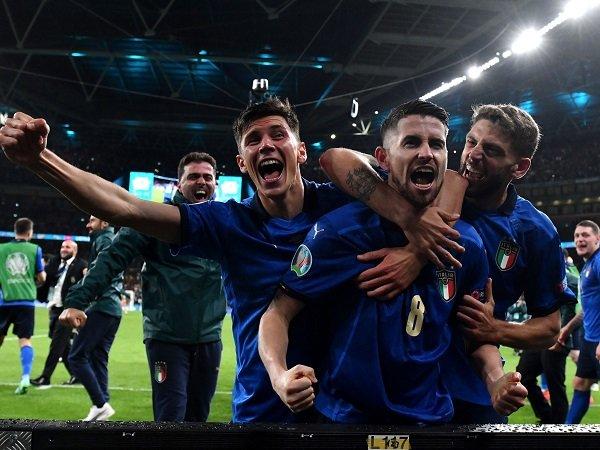 Italia hadapi Spanyol di semifinal UEFA Nations League.