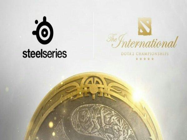 SteelSeries Jadi Official Peripheral Partner The International 10