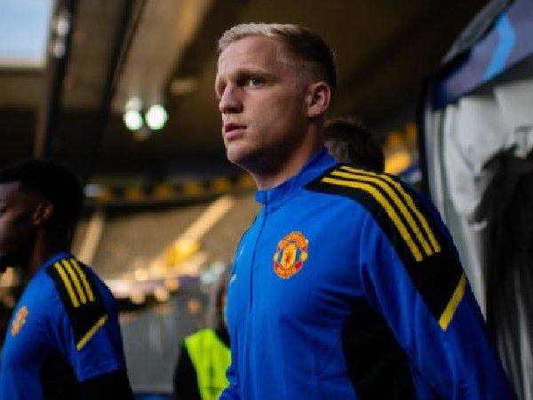 Donny van de Beek ingin tinggalkan Manchester United pada Januari depan