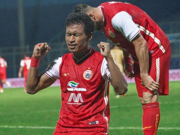 Oslvaldo Haay absen pada pertandingan Persija Jakarta kontra Persiraja Banda Aceh