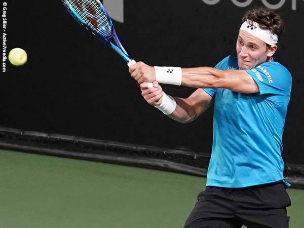 Casper Ruud bungkam Andy Murray di San Diego Open 2021