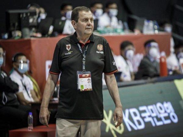 Pelatih Timnas Basket Indonesia, Rajko Toroman. (Images: IBL)