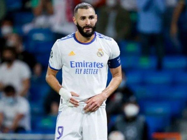 Penyerang Real Madrid, Karim Benzema. (Images: Getty)