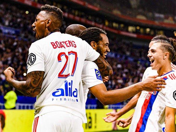 Boateng Sebut Derby Lyon vs Saint-Etienne Sebagai Ajang Pembuktian Diri