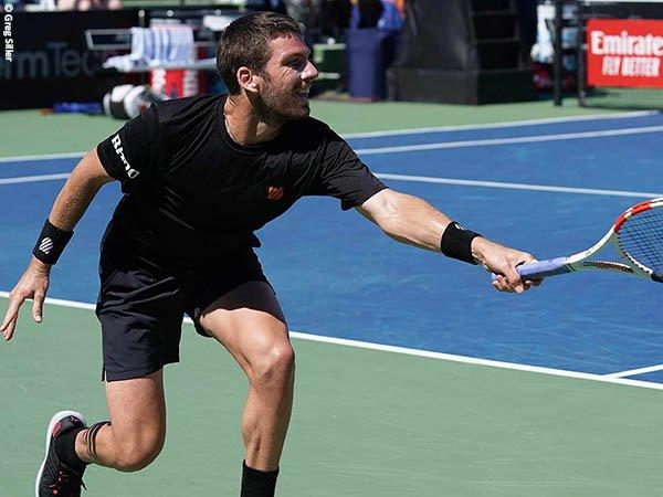 Cameron Norrie buyarkan mimpi Denis Shapovalov di San Diego Open 2021