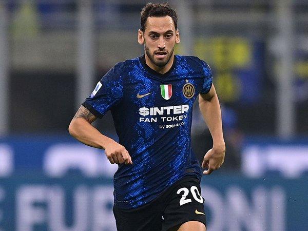 Gelandang Inter Milan, Hakan Calhanoglu.