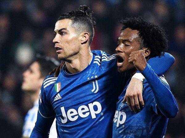 Juan Cuadrado dan Juventus masih berusaha move on dari Cristiano Ronaldo.