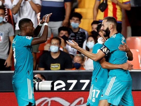 Real Madrid berusaha kembali ke jalur kemenangan saat hadapi Espanyol.