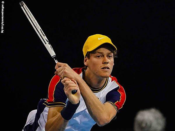 Jannik Sinner selangkah lebih dekat untuk pertahankan gelar Sofia Open