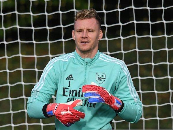 Bernd Leno kehilangan statusnya sebagai kiper utama Arsenal