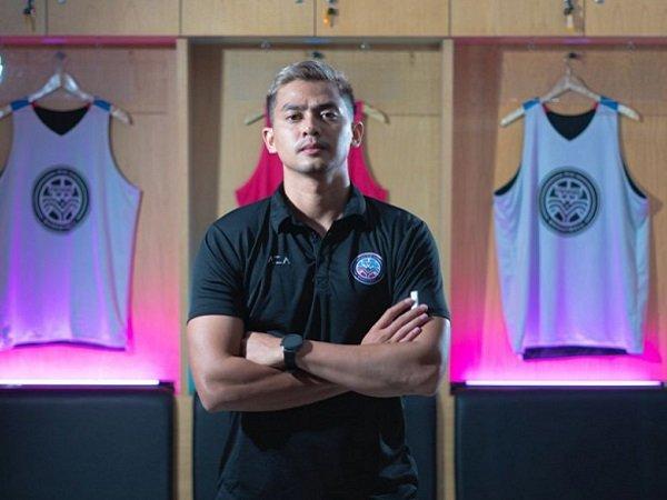 Nuke Tri Saputra resmi memperkuat Rans PIK Basketball. (Images: IBL)