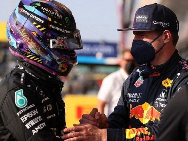 Lewis Hamilton, Max Verstappen