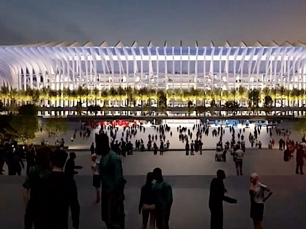 Desain Stadion Baru AC Milan dan Inter dari Populous