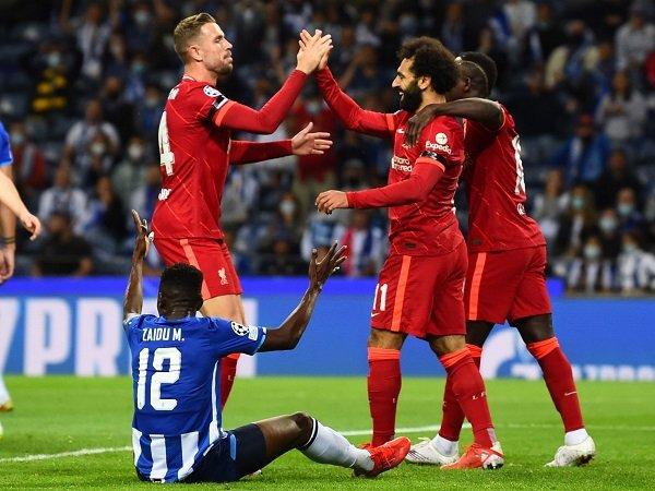 Liverpool dan Manchester City bersua di Premier League.