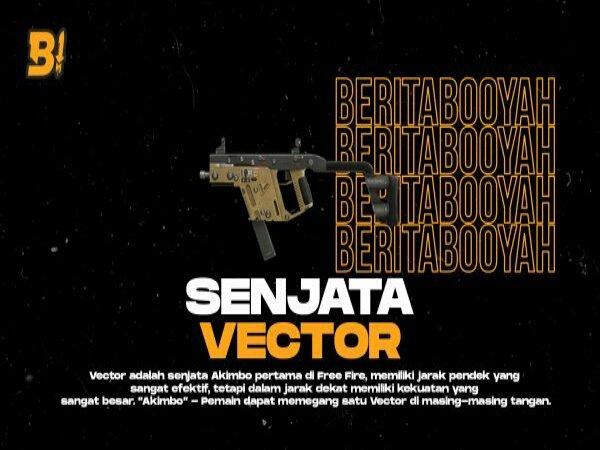 Terima Nerf Parah, Bagaimana Kekuatan Akimbo Vector Free Fire?