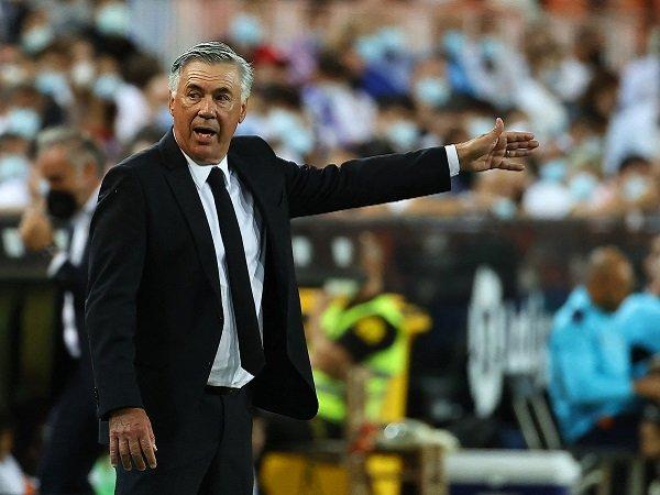 Carlo Ancelotti beri jaminan Real Madrid bangkit ketika menghadapi Espanyol.