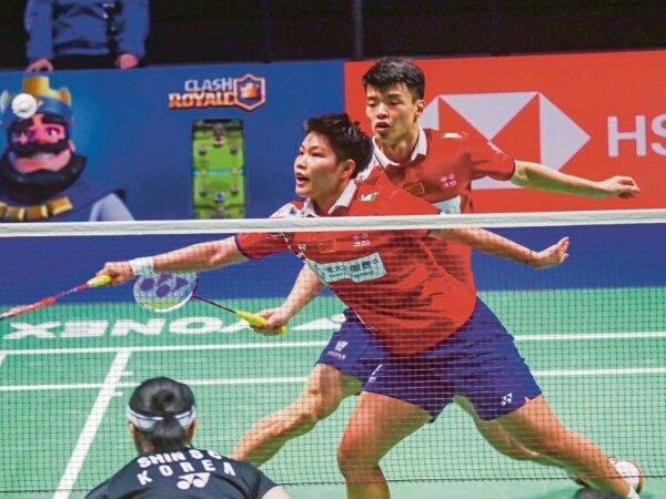China Versus Jepang, Final Ulangan Piala Sudirman Tahun Lalu