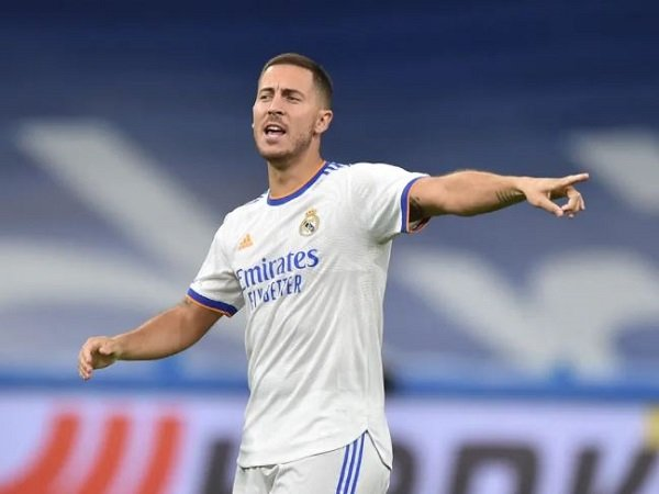 Gelandang Real Madrid, Eden Hazard. (Images: Getty)