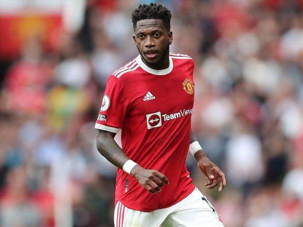 Gelandang Manchester United, Fred.