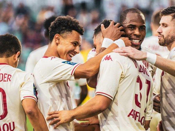 AS Monaco targetkan kemenangan atas Bordeaux agar bisa terus naik di papan klasemen