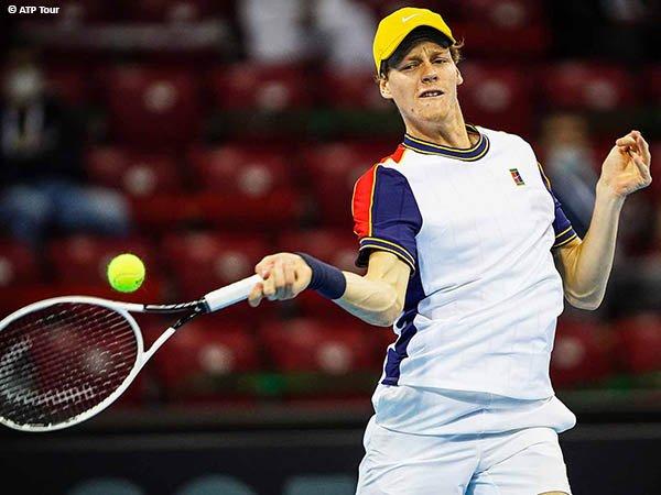 Jannik Sinner satu langkah lebih dekat dengan gelar Sofia Open kedua