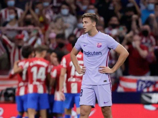 Ronald Koeman kritik gelandang muda Barcelona, Nico Gonzalez. (Images: Getty)