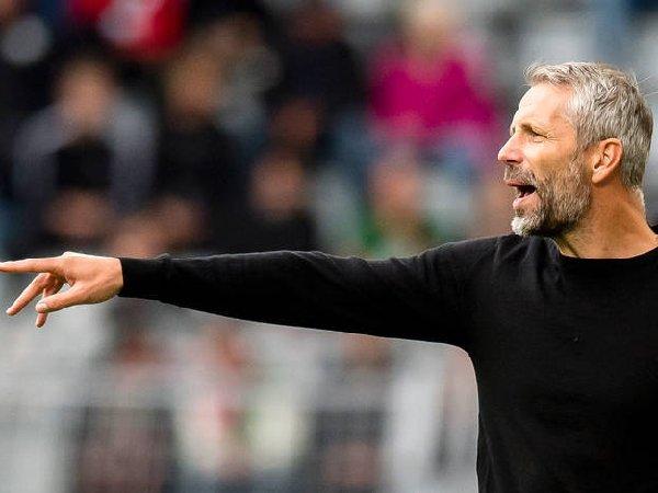 Marco Rose senang dengan performa Borussia Dortmund saat kalahkan Augsburg