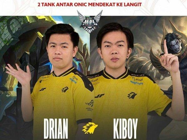 ONIC Esports Segel Juara Regular Season MPL ID Season 8 usai Gebuk Alter Ego