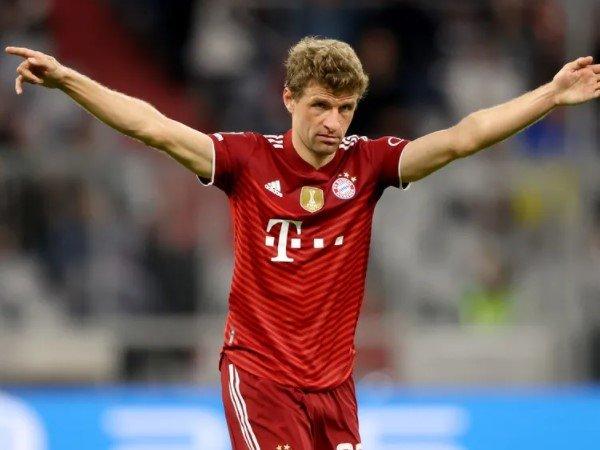 Thomas Muller Bakal Perpanjang Kontrak di Bayern Munich Tahun 2023