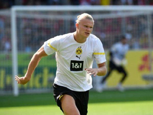 Sebastian Kehl bicarakan kondisi cederastriker Borussia Dortmund, Erling Haaland