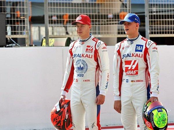 Bos Haas sadar bahwa Mick Schumacher dan Nikita Mazepin masih dalam tahap pembelajaran.