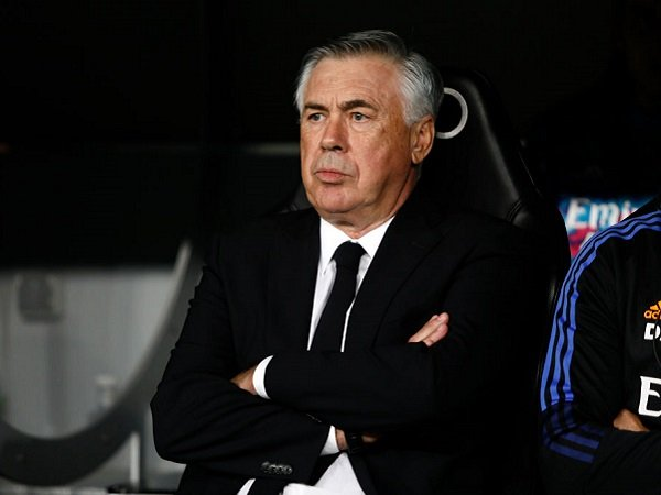 Real Madrid pantas menderita kekalahan dari Espanyol, kata Carlo Ancelotti.