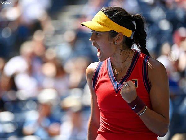 Emma Raducanu bekerja sama dengan pelatih ini di Indian Wells musim 2021