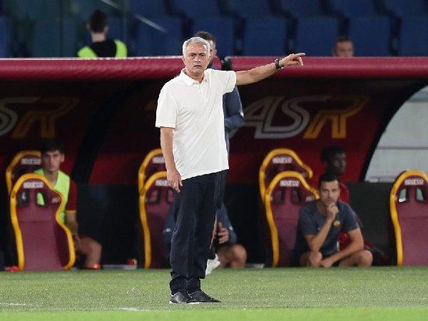 Jose Mourinho puas dengan performa AS Roma yang berhasil kalahkan Empoli