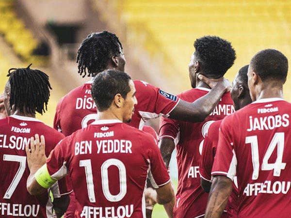 AS Monaco catatkan clean sheet pertama musim ini setelah menang 3-0 atas Bordeaux