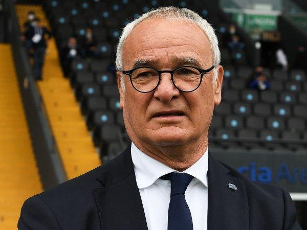 Ranieri Kembali ke Inggris untuk Tangani Watford